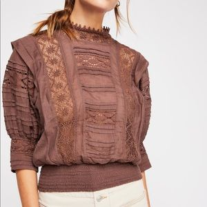 Free People One // Sydney Blouse
